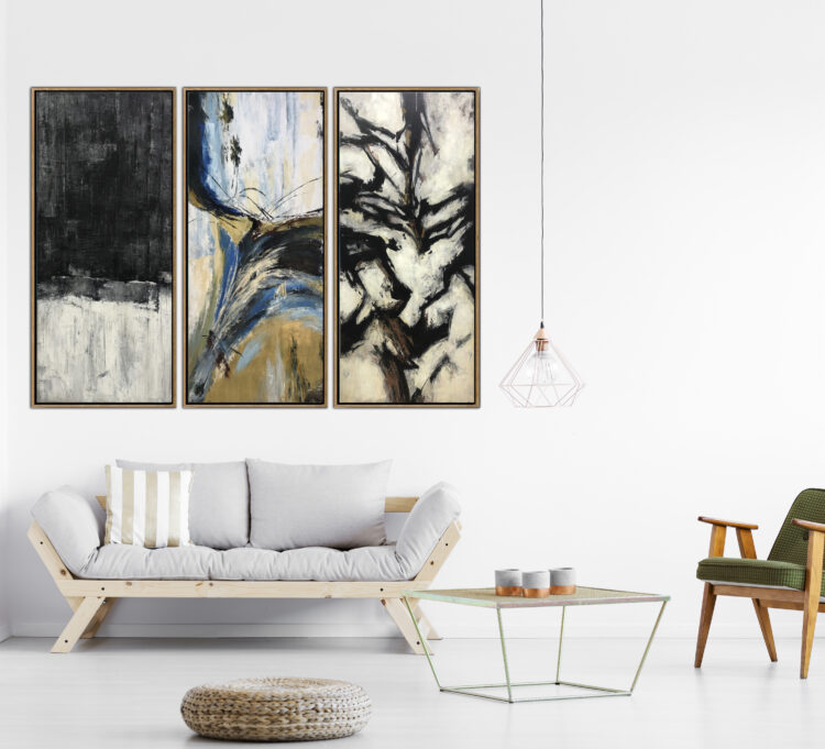 How To Choose Paintings For Living Room